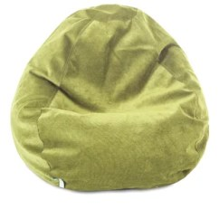 Green Bean Bag Chair Cream Covers Dining Room Chairs You Ll Love Quickview