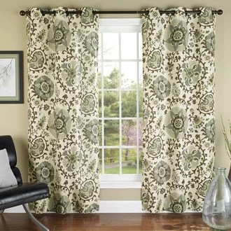 curtain design in living room modern armchairs for how to choose curtains and drapes wayfair depending on your space consider much light you want filter or out if re choosing a common area like sunroom