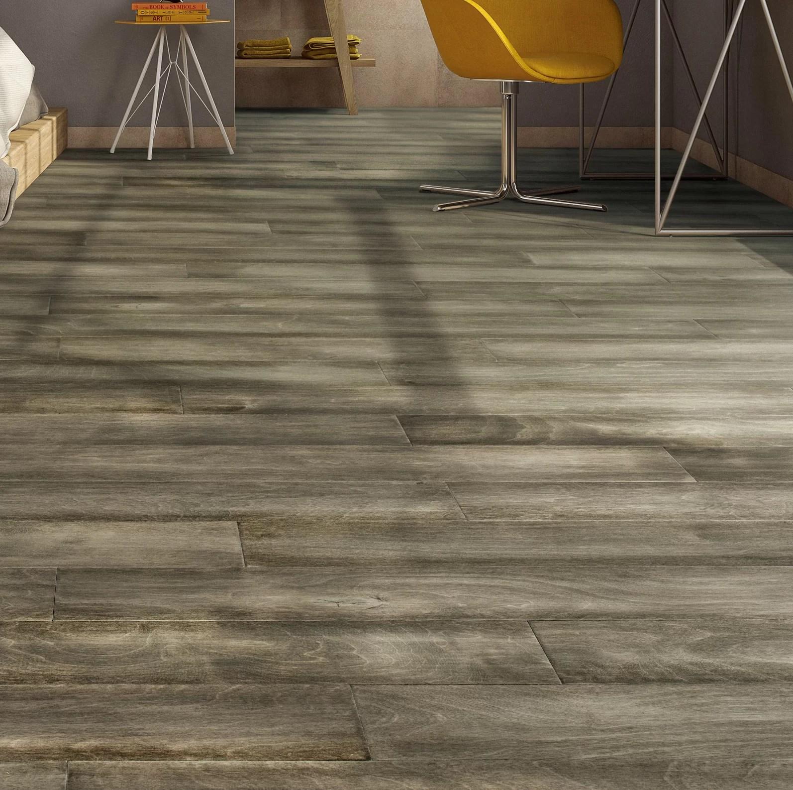 Micro Bevel Flooring