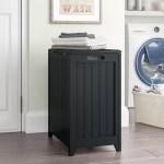 Beachcrest Home Cabinet Laundry Hamper Reviews Wayfair
