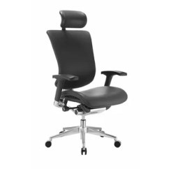 Chair Revolving Steel Base With Wheels Office Chairs For Big And Tall You Ll Love Wayfair Ergonomic Genuine Leather Task