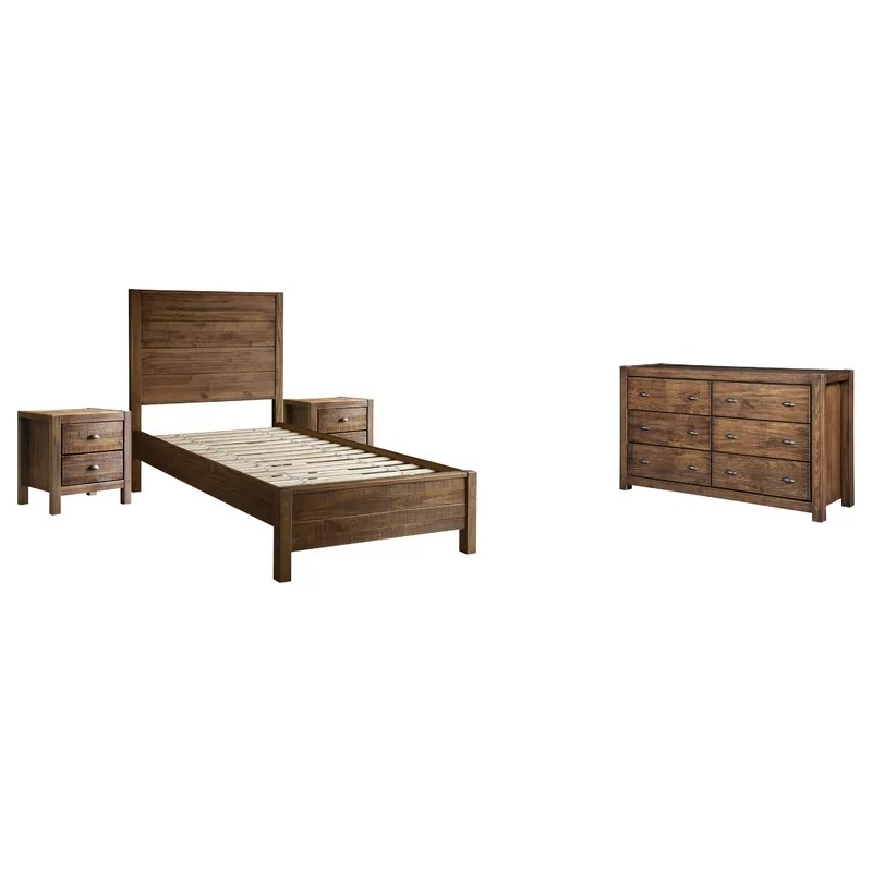 Montauk Standard 4 - Piece  Bedroom Set