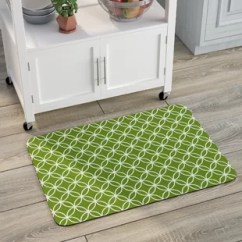 Green Kitchen Mat Red Stone Outdoor Lime Wayfair Quickview