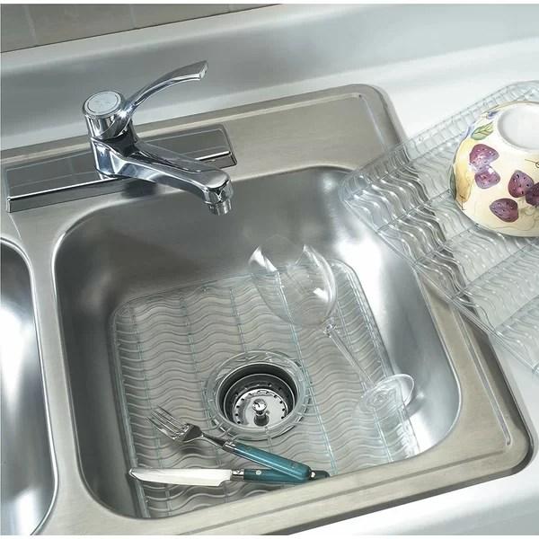 plastic sink protector