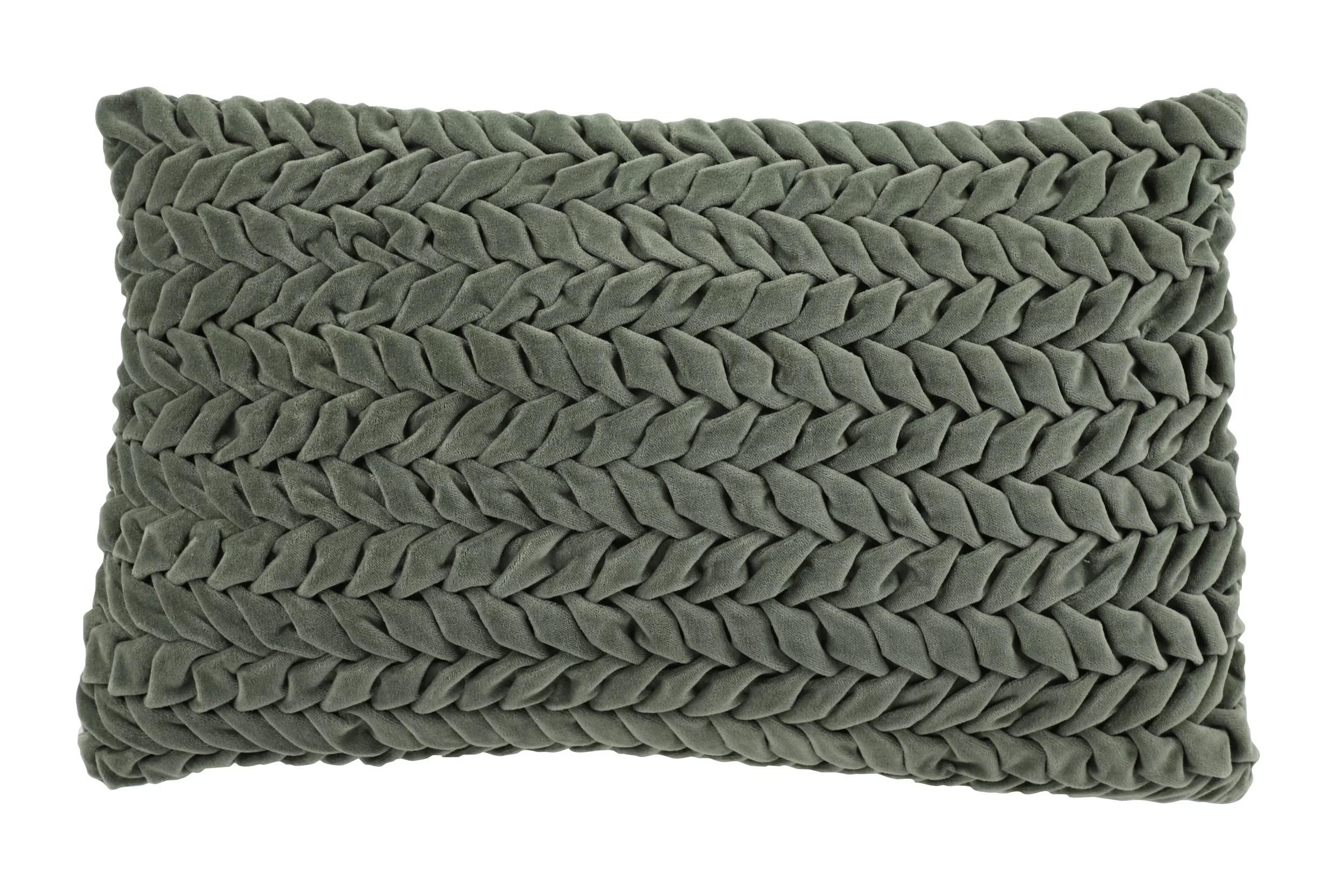 hyman rectangular decorative lumbar pillow