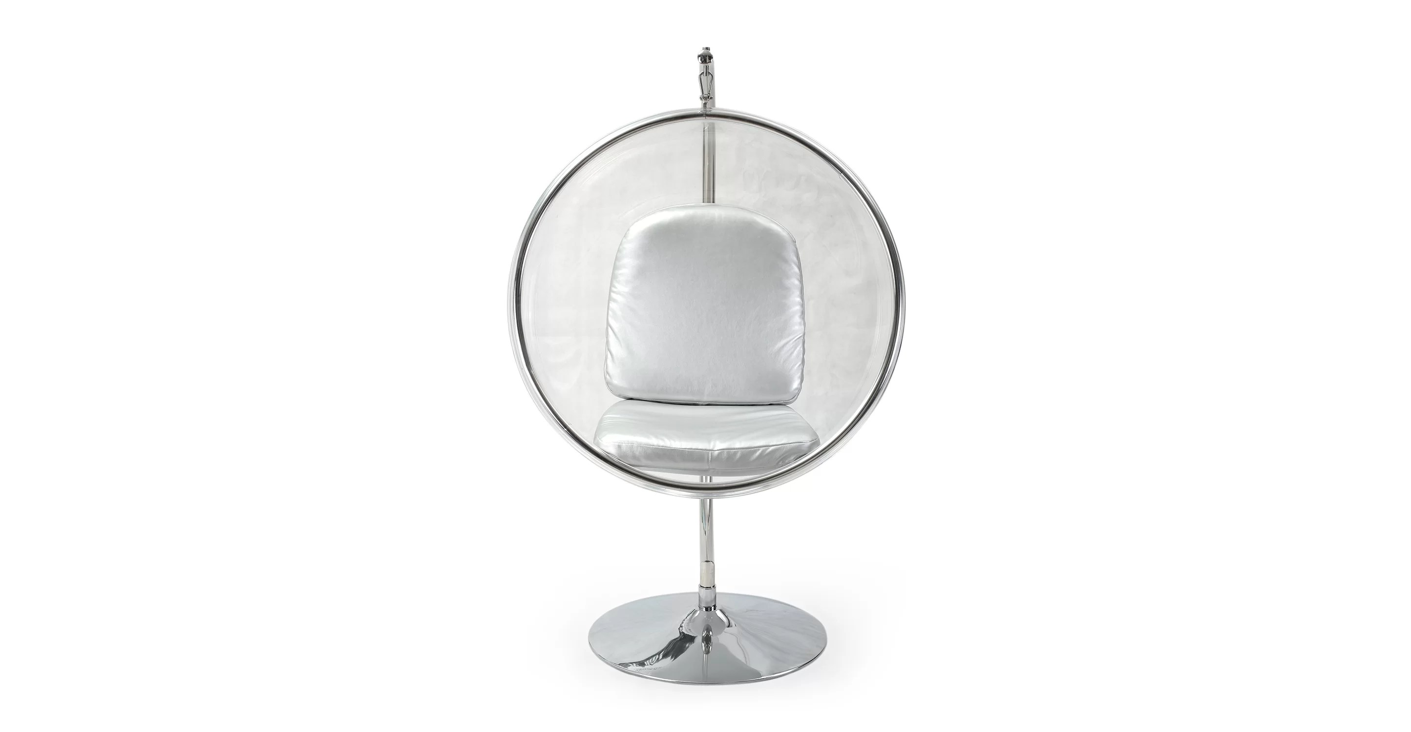 bubble chair stand only swivel platform kardiel and reviews wayfair