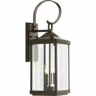 Charleston 2-Light Outdoor Wall Lantern