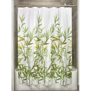 mulloy floral single shower curtain