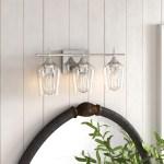 Rustic Farmhouse Vanity Lights Free Shipping Over 35 Wayfair