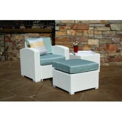 Outdoor Chair And Ottoman Serta Office 10 Year Warranty With Wayfair Quickview