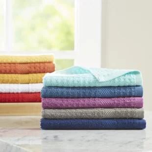 kitchen dish towels lowes trash cans tea