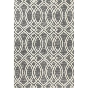 Bugg Gray Area Rug