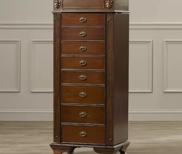 Asher  Drawer Jewelry Armoire