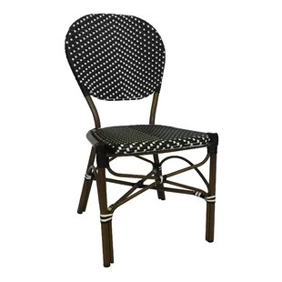 french cafe chairs white windsor chair with arms modern contemporary bistro allmodern quickview