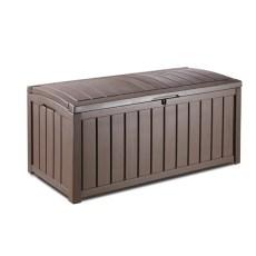 Glenwood 101 Gallon Resin Deck Box