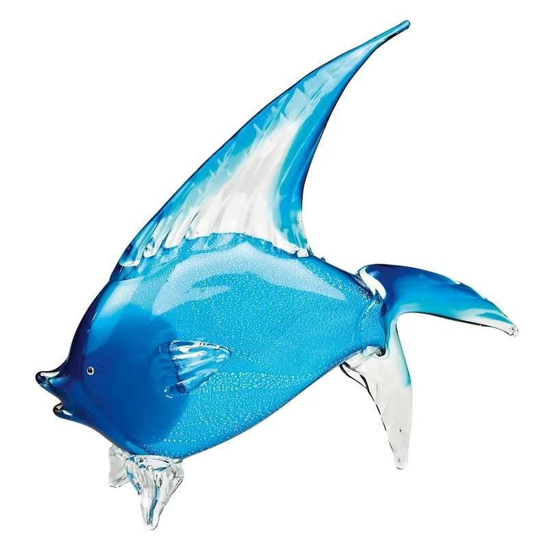 Tropical Fish Figurine