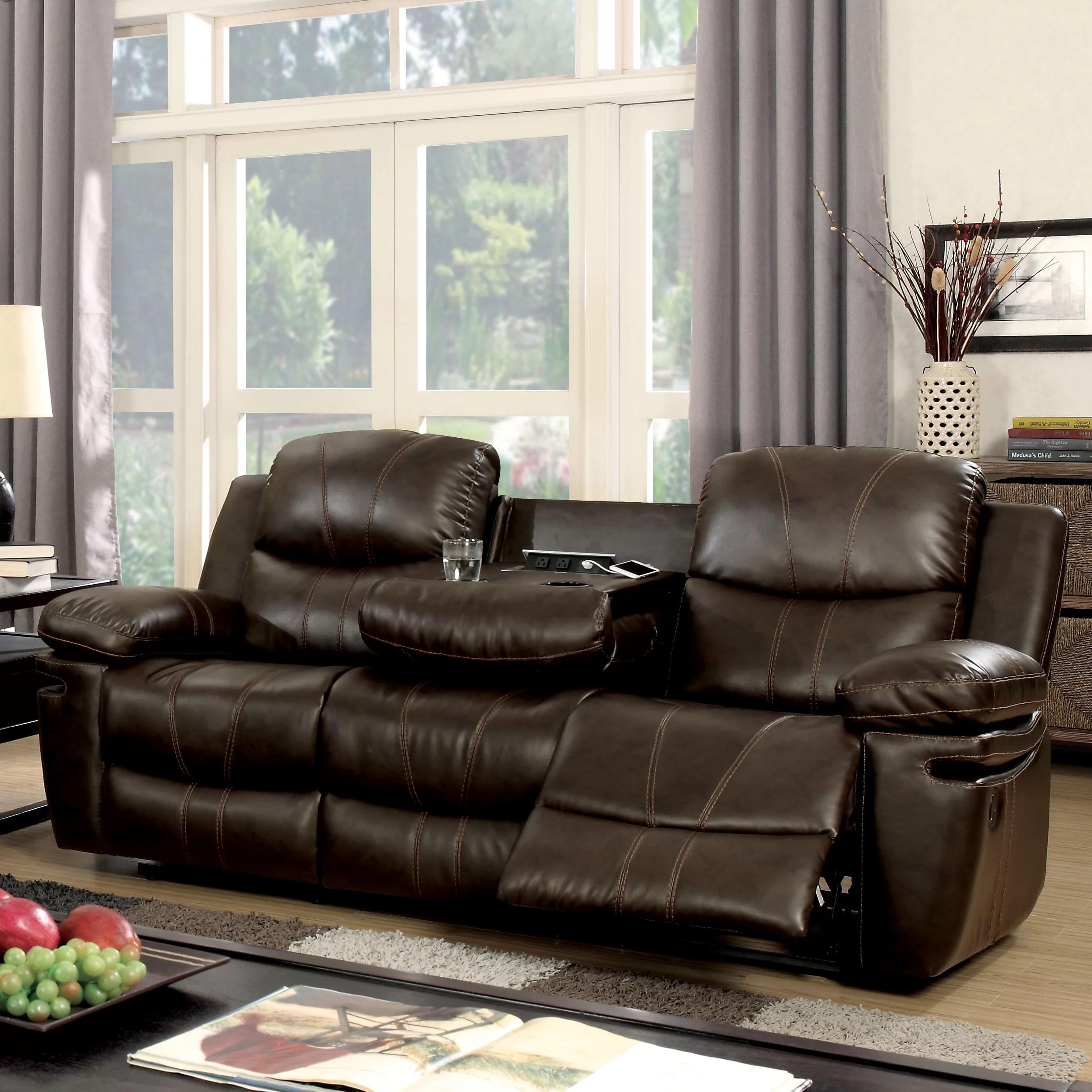 living room reclining sofas paint with dark brown furniture red barrel studio litchfield sofa reviews wayfair ca