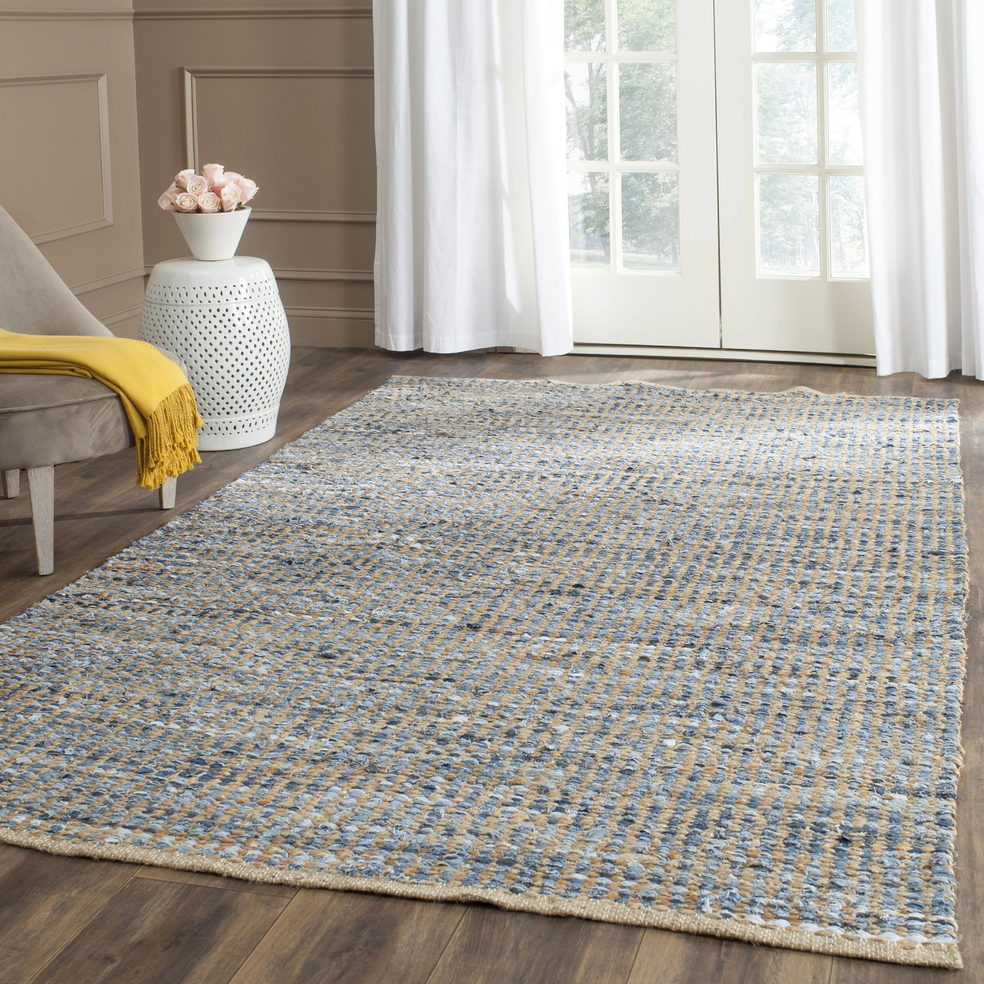 8 x 10 blue area rugs you ll love in