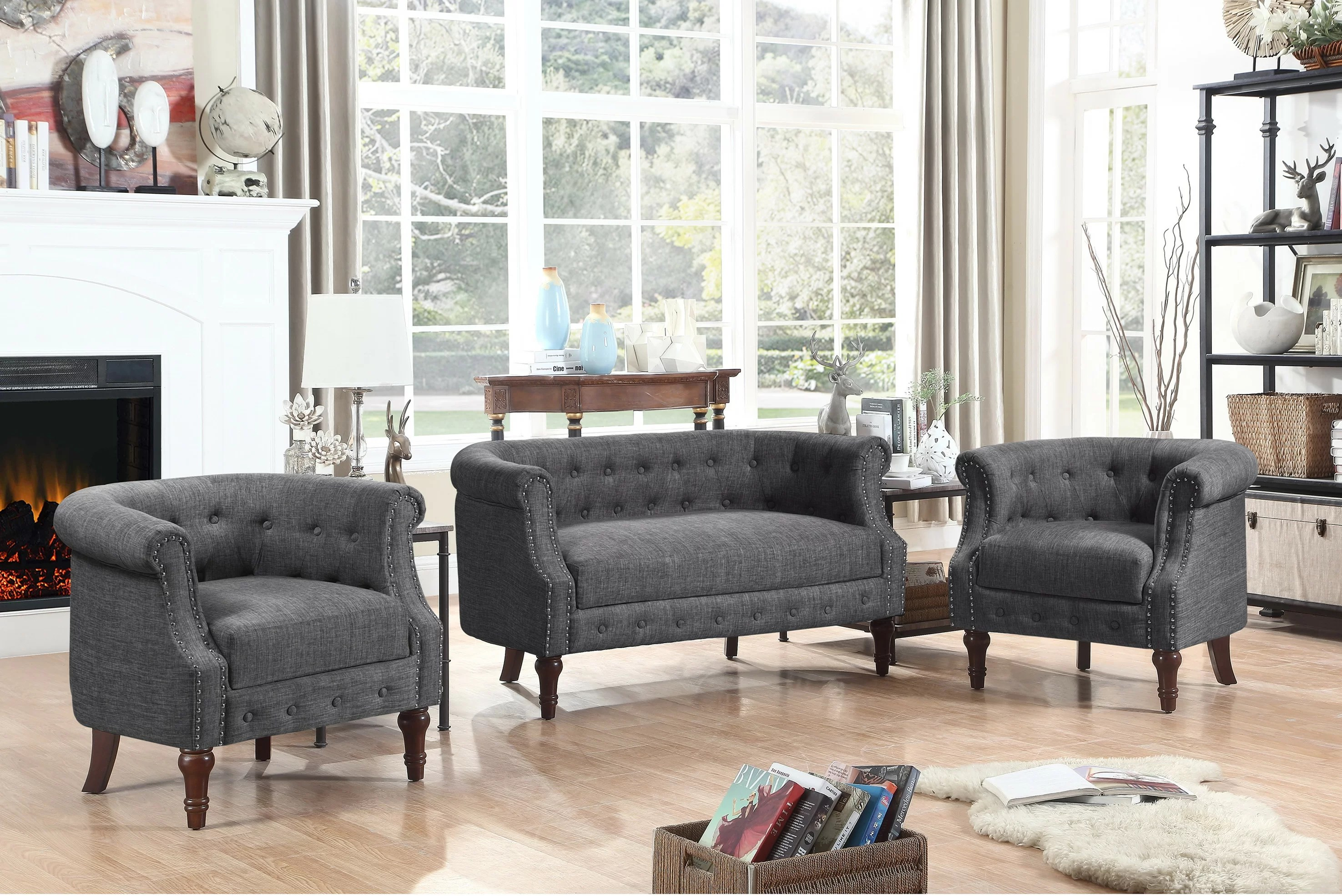 living room sets for sale cheap furniture rooms on wayfair ca save