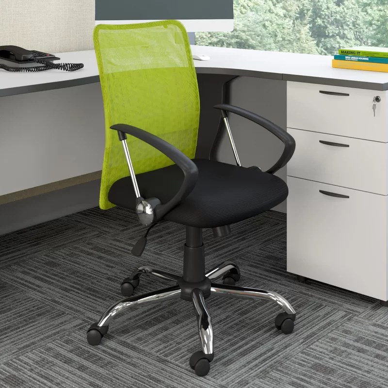 office chair malaysia big daddy zipcode design high back mesh desk wayfair