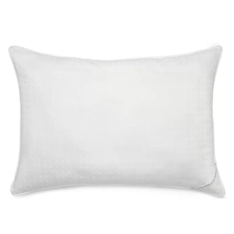 calvin klein polyester polyfill bed pillow