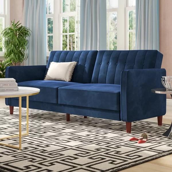 crate and barrel lounge sofa pilling sears sectional sleeper royal blue set wayfair