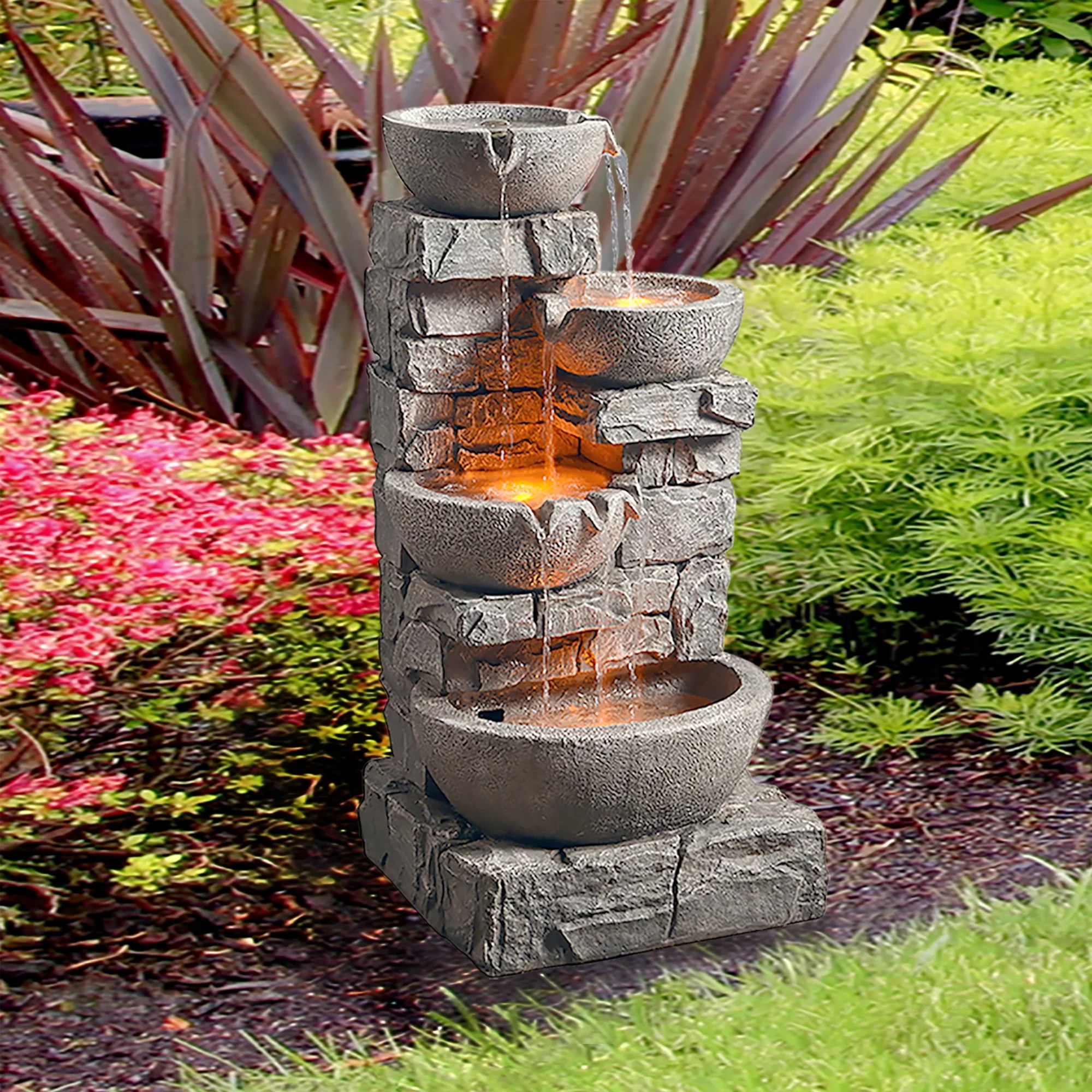 outdoor fountains up to 40 off