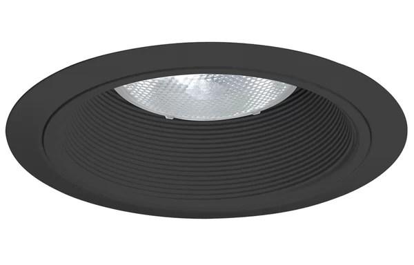 square recessed lighting trim