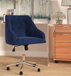 willa arlo interiors rashida tufted swivel mid back office chair reviews wayfair [ 2000 x 2000 Pixel ]