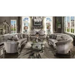Living Room Furniture Collections On Clearance Sets You Ll Love Wayfair Ca Bermuda Curved Collection