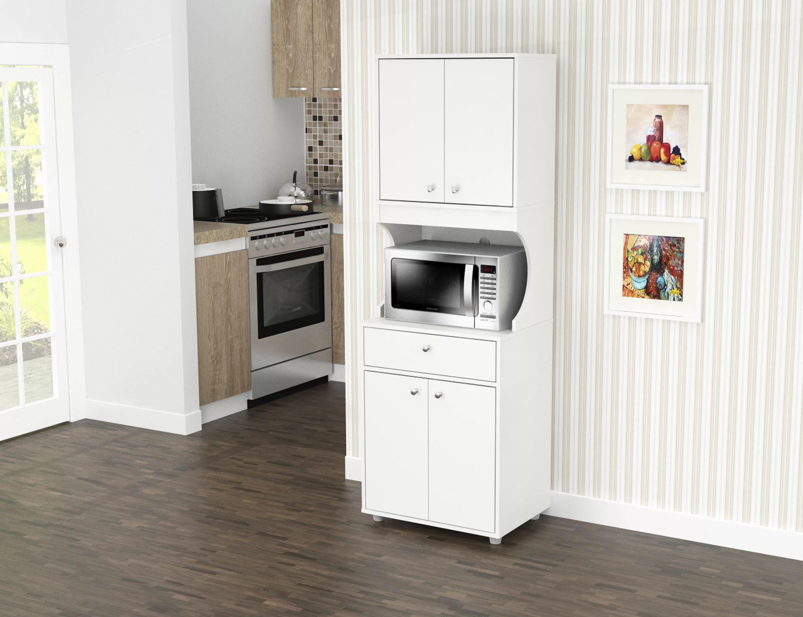 elliana storage 71 kitchen pantry