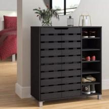 Zipcode Design 24-pair Shoe Storage Cabinet &