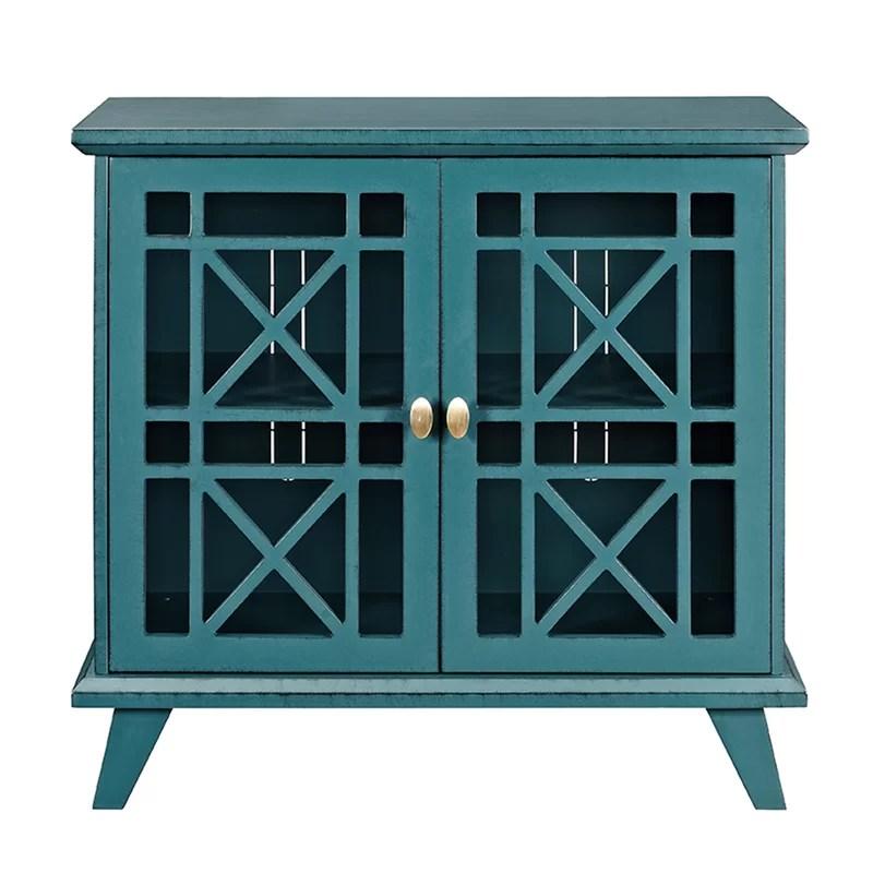 matheus 2 door accent cabinet