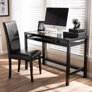 computer desk and chair set us navy rocking sets you ll love wayfair calla