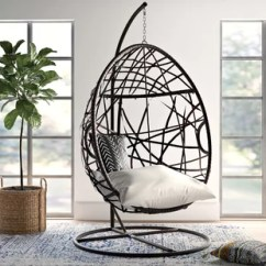 Hanging Chair Lahore Director Covers Walmart Sling Swing Wayfair Destiny Tear Drop With Stand