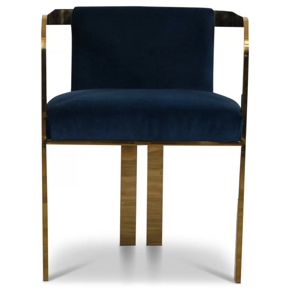 dining chair with armrest west elm leather arm rest wayfair kingpin upholstered