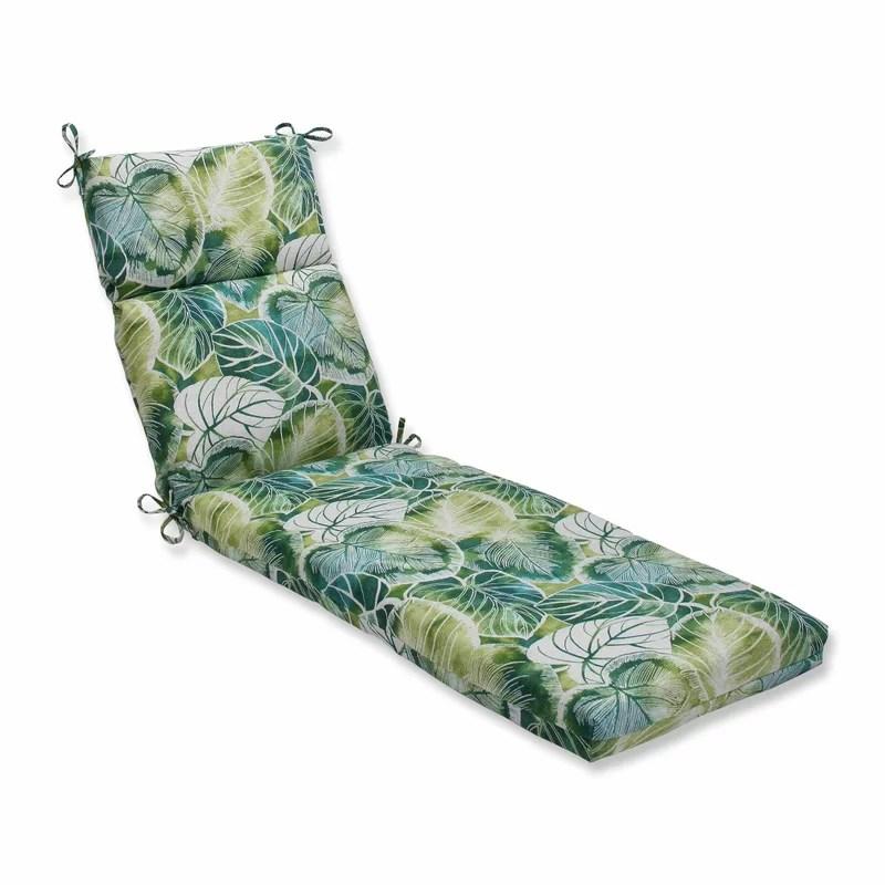 vidalia indoor outdoor chaise lounge cushion