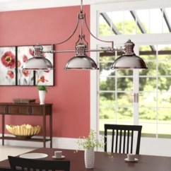 Light Kitchen Table American Classics Cabinets Lighting You Ll Love Wayfair Quickview