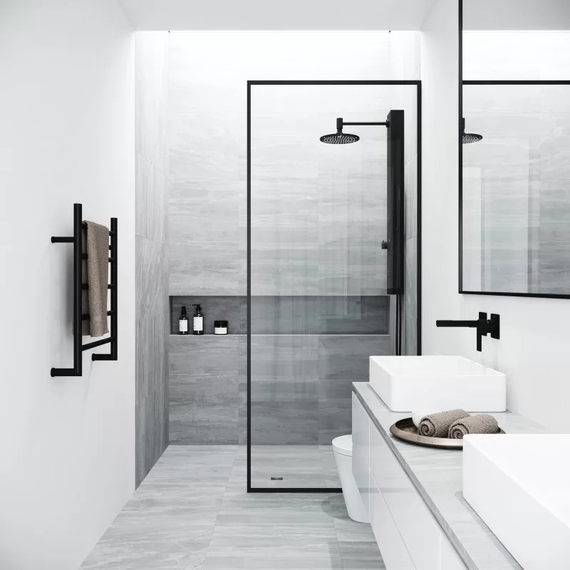 how to measure a shower door wayfair