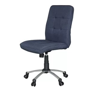 tufted desk chair the independent news navy blue wayfair quickview