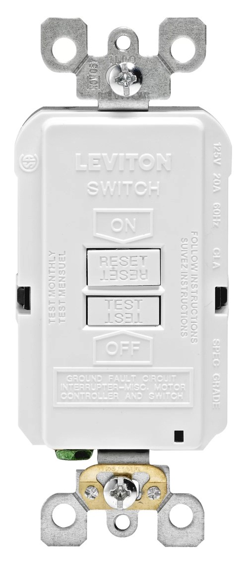 small resolution of r98 gfrbf 0kw 20 amp gfci outlet