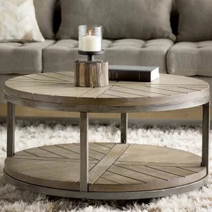living room round table pictures of rooms with sectionals cushion coffee wayfair drossett