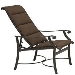 Sling Back Patio Chairs Jet 3 Power Chair Wayfair Montreux Padded
