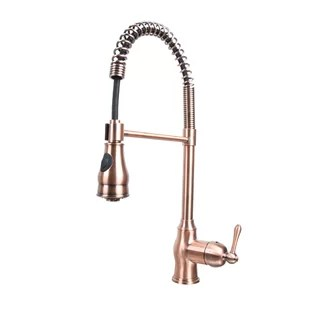 copper kitchen faucets free shipping