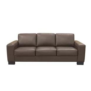 dark green leather sofa com 2 wayfair sorrel
