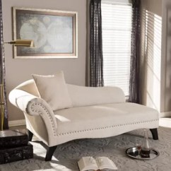 Chaise Chairs For Living Room Purple Furniture Sets Linen Lounge You Ll Love Wayfair Ca Rusnak