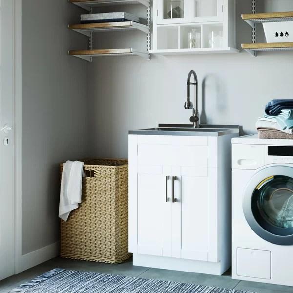 freestanding kitchen sink unit