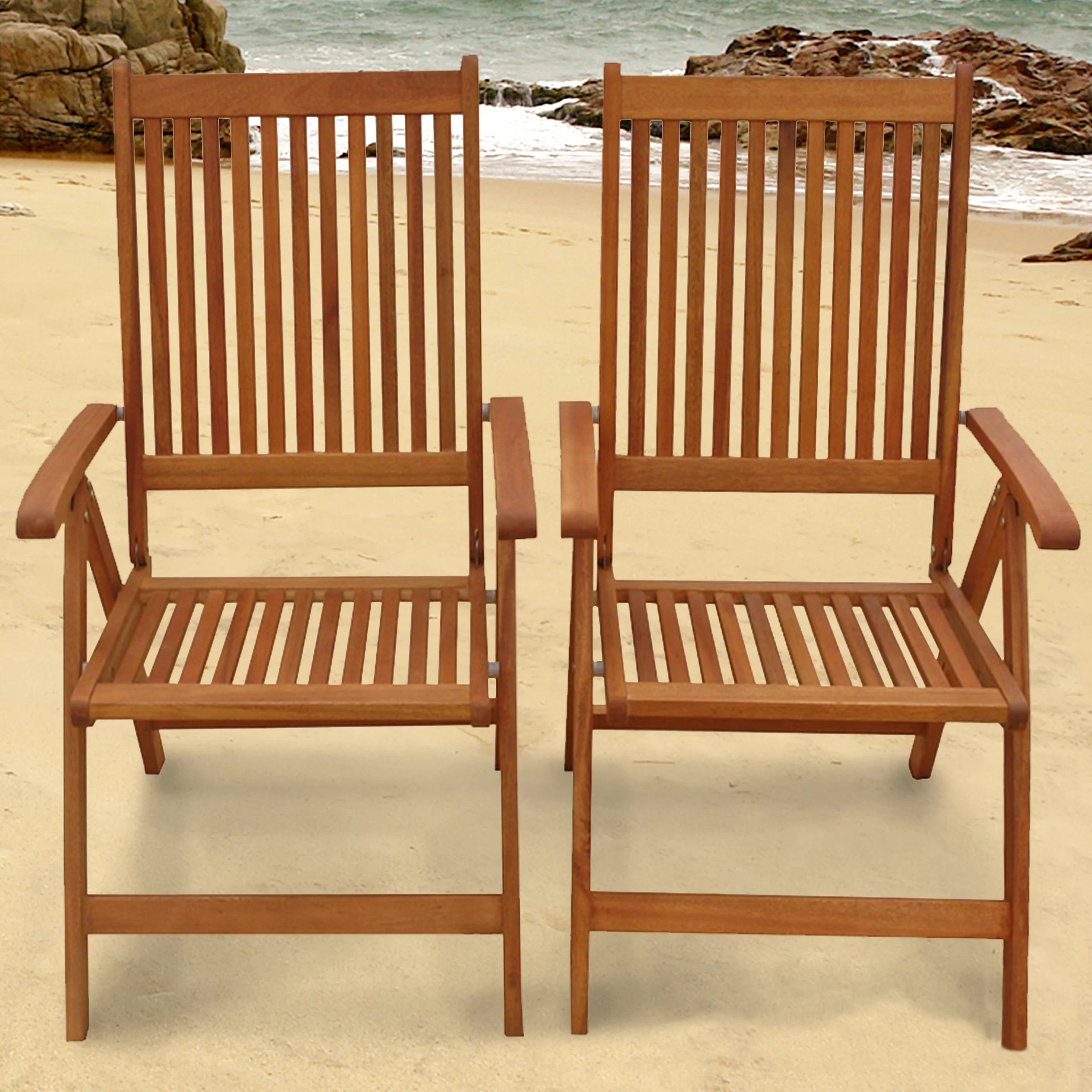 afrin patio dining chair set