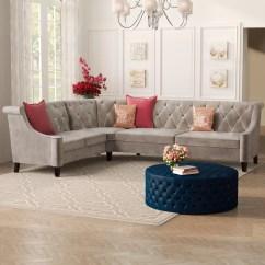 Buchanan Sofa With Chaise Cheap Beds In Phoenix Willa Arlo Interiors Sectional Reviews Wayfair