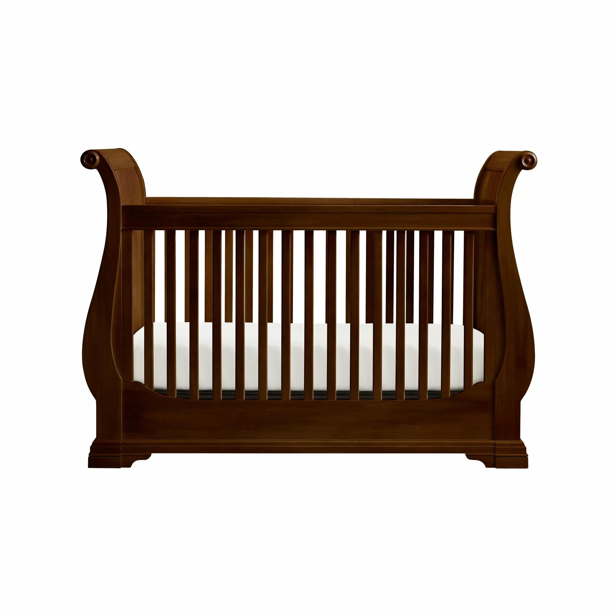beckett stationary crib